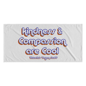 Kindness & Compassion Towel
