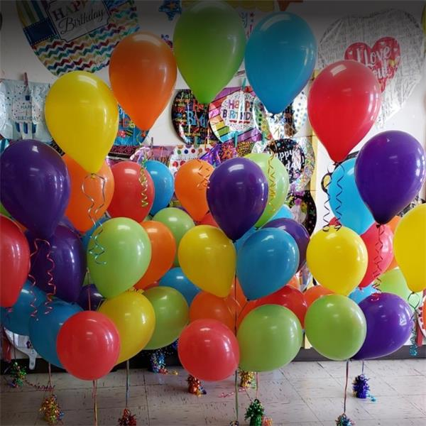 Balloons Set of 100QTY | 10