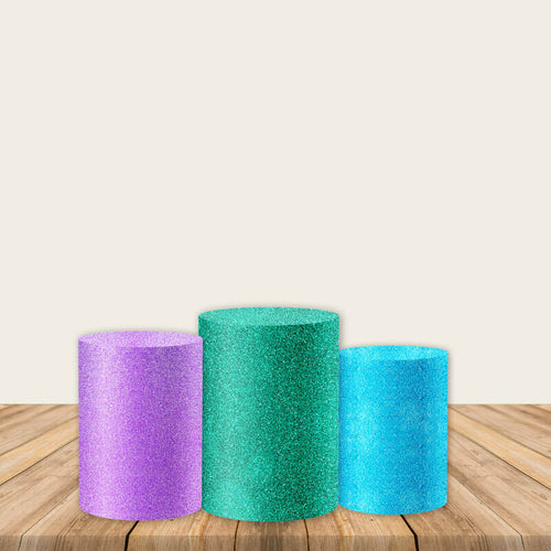 LOL Pedestal Covers Plinth Cover Printed Fabric Cylinder Covers-Cylinder/Round Covers-[product_tag]-ubackdrop