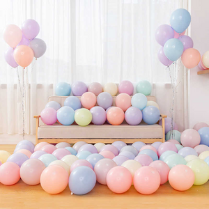 "Balloons Set of 100QTY | 10"" Round Latex Balloons - [product_tag] - ubackdrop"