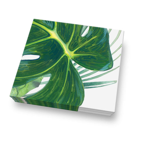 Amazon Floral 20Pk Napkins