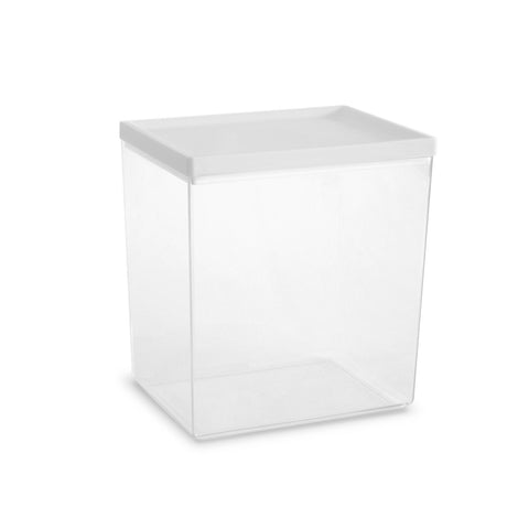 ASHBY LARGE CANISTER WHITE