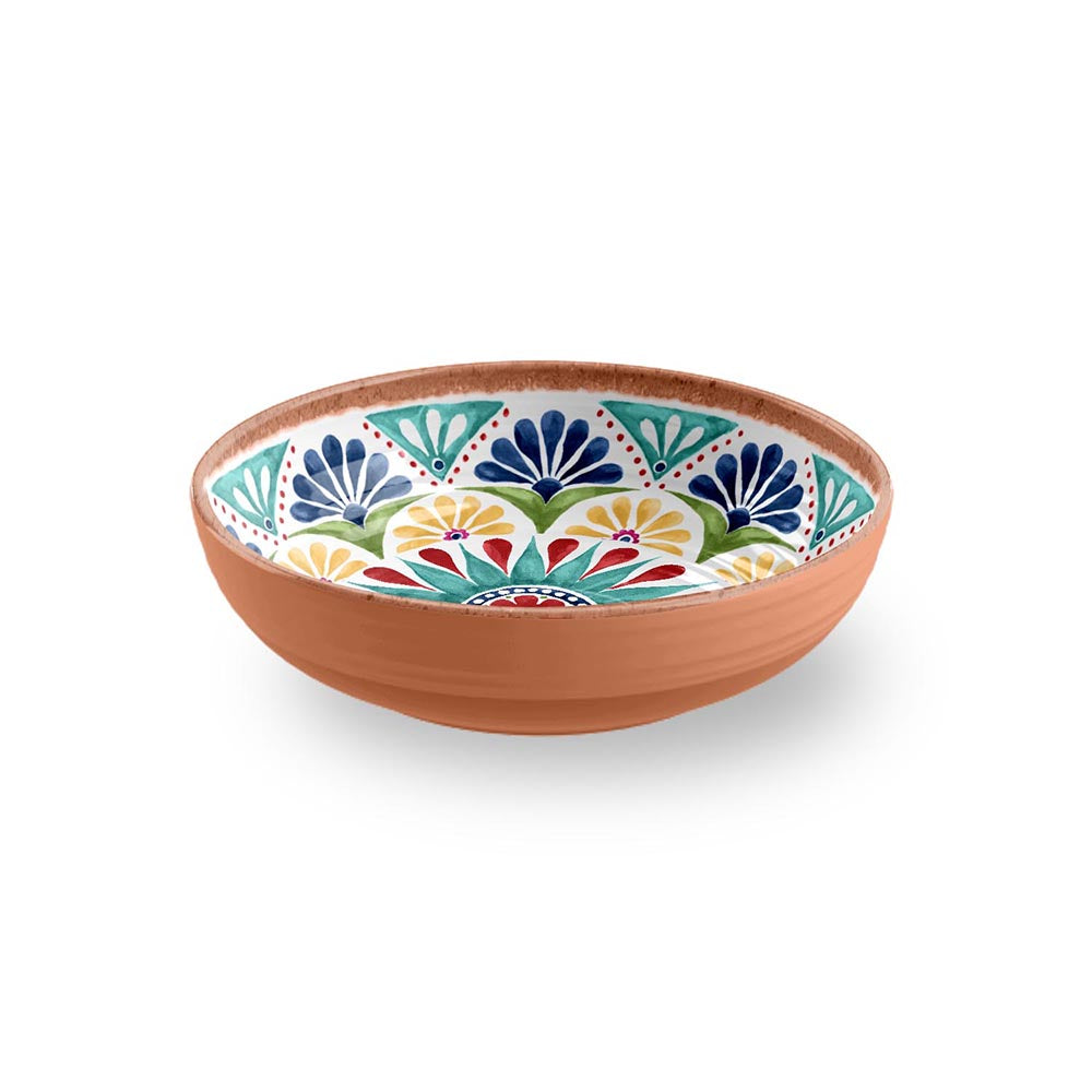 RIO MEDALLION BOWL - Abode Homewares