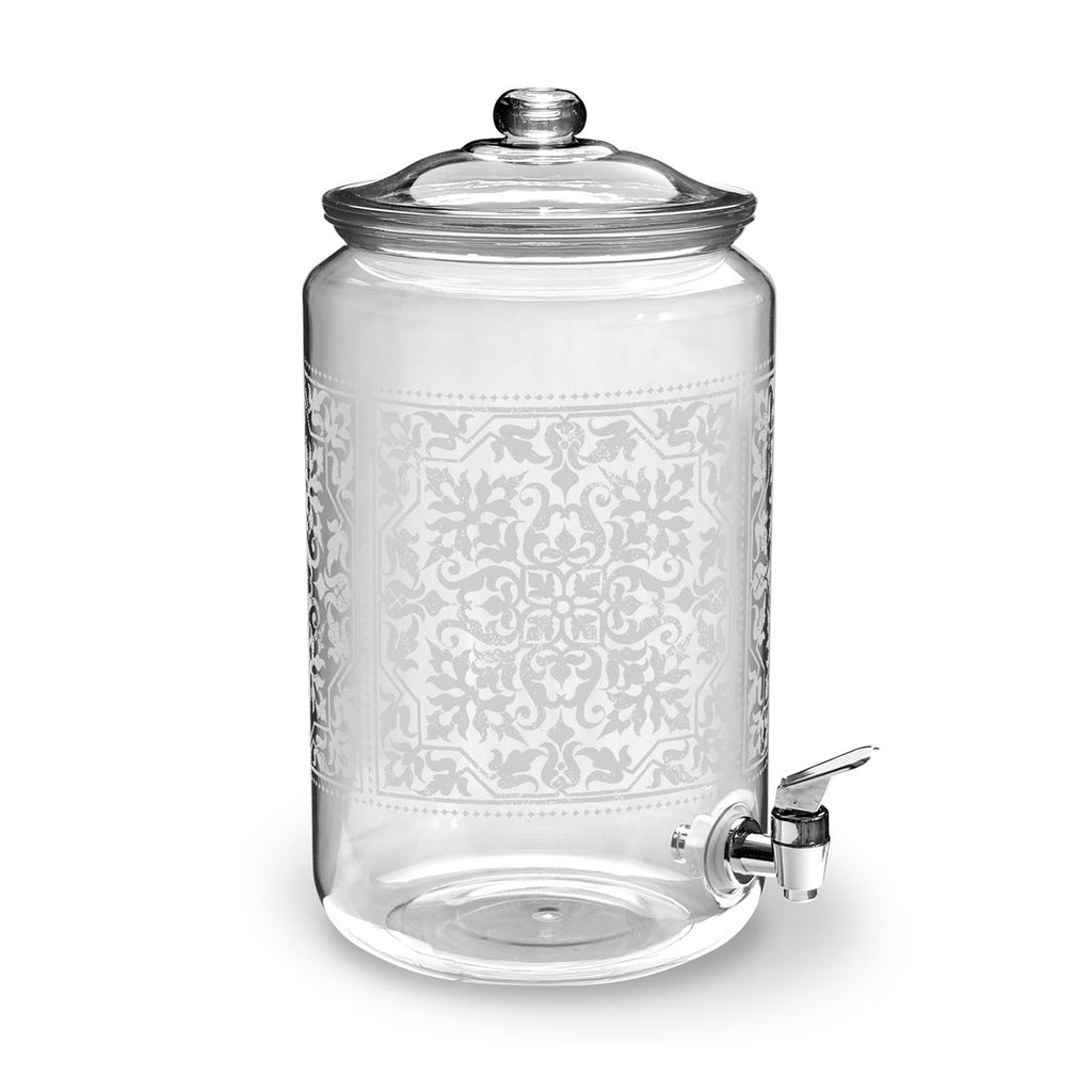 251 oz Caravan Etched Drink Dispenser