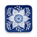 COBALT CASITA SET OF 4 COASTERS