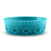 MEDALLION PAW PRINT MEDIUM PET BOWL