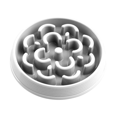 SLOW CHOW MEDALLION MEDIUM FEEDER - Abode Homewares