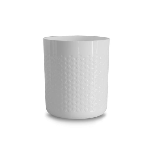MOTO WHITE UTENSIL HOLDER - Abode Homewares