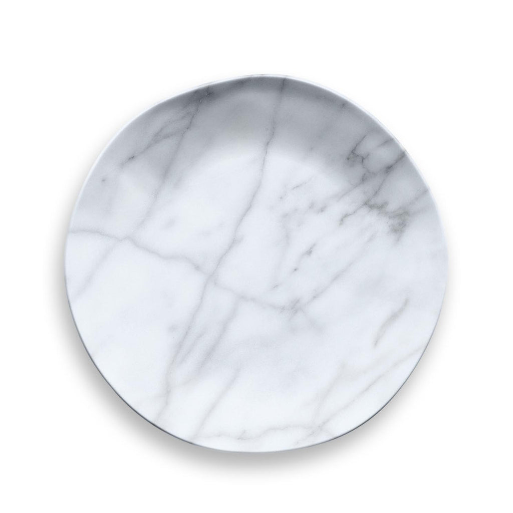 Carrara Marble Salad Plate (Set of 6)