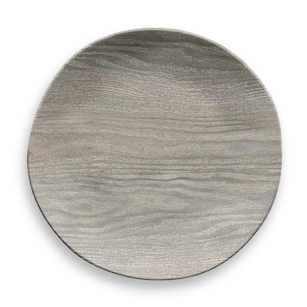 FRENCH OAK DINNER PLATE - Abode Homewares