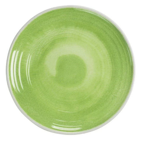 RAKU DINNER PLATE - Abode Homewares