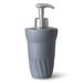 GREY SWIRL SOAP PUMP - Abode Homewares