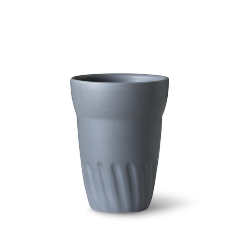 GREY SWIRL BATHROOM TUMBLER - Abode Homewares