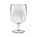 8.6 OZ SIMPLE STACKING CLEAR WINE GOBLET - Abode Homewares