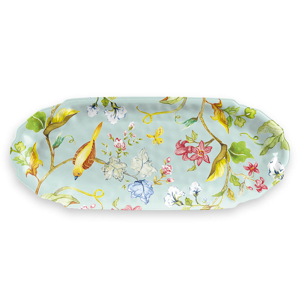 SPRING CHINOISERIE APPETIZER TRAY - Abode Homewares