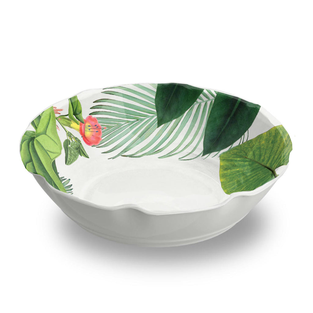 Amazon Floral Pasta Bowl (Set of 6)