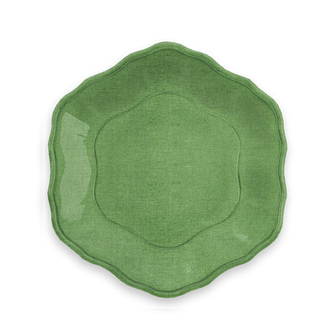 SAVINO SALAD PLATE HEAVY MOLD - Abode Homewares