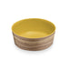 Natural Acacia Medium Pet Bowl (Set of 2)