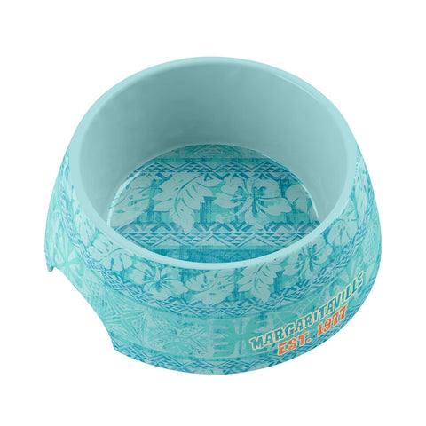 MARGARITAVILLE® HAWAIIAN TROPIC MEDIUM PET BOWL - Abode Homewares