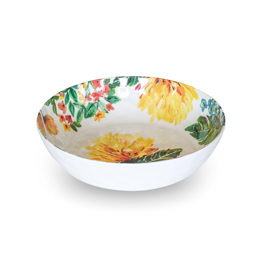 Garden Floral Bowl (Set of 6)