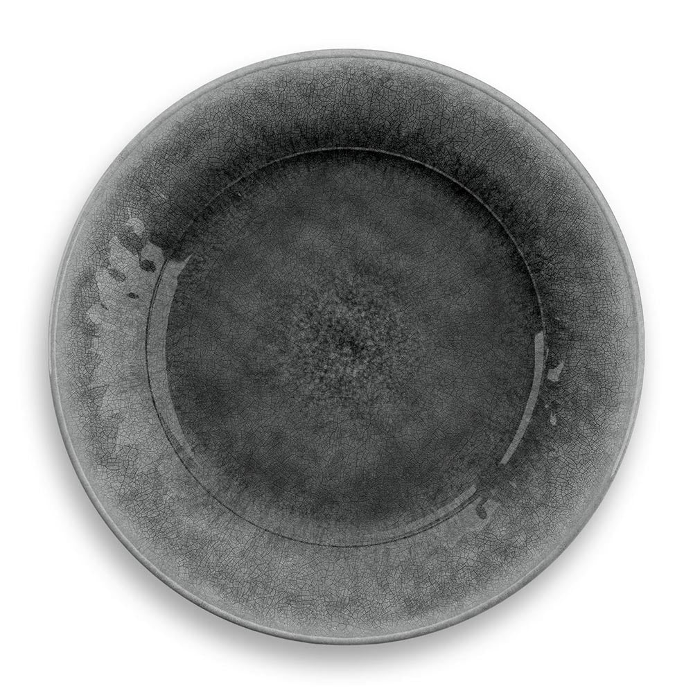 POTTERS REACTIVE GLAZE DINNER PLATE HEAVY MOLD  - Abode Homewares