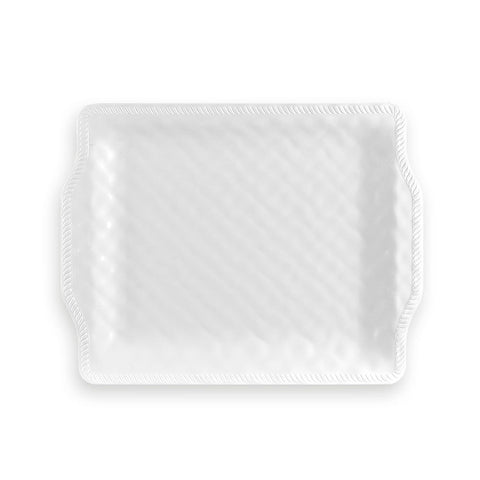 CLASSIC ROPE RECTANGULAR TRAY - Abode Homewares