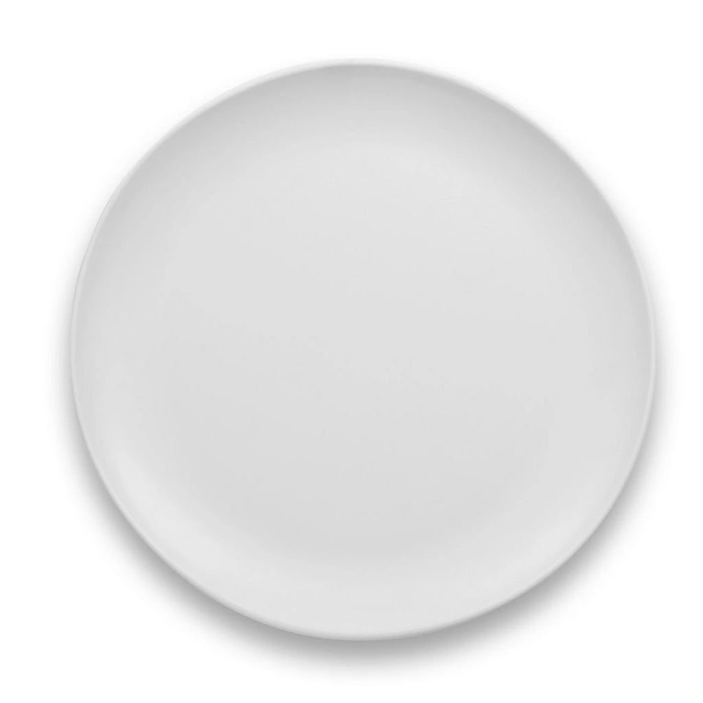 MATTE CRAFT COUPE DINNER PLATE - Abode Homewares