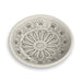 Medallion Paw Print Saucer (Set of 2)