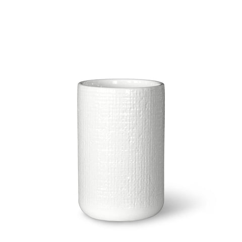 LINEN BATHROOM TUMBLER - Abode Homewares