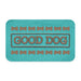 GOOD DOG PET PLACEMAT TEAL  - Abode Homewares