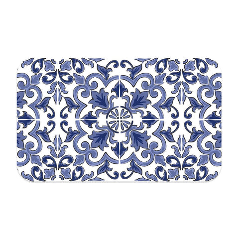 CANYON CLAY PET PLACEMAT INDIGO - Abode Homewares