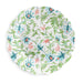 "Chinoiserie Botanical Dinner Plate, 10.9"", Melamine, Set of 6"