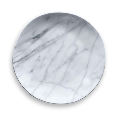 Carrara Marble Dinner Plate (Set of 6)