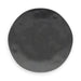 "Black Bamboo Dinner Plate, 10.5"", Planta (Majority Plant Based Melamine Material), Set of 6"