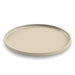 "Palermo Bamboo Dinner Plate, Natural, 10.5"", Proprietary Merge Material Mix (Bamboo powder & Melamine), Set of 6"