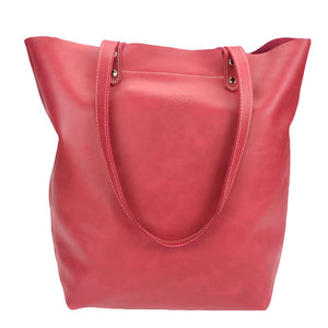Darling Tote - Rodeo Red