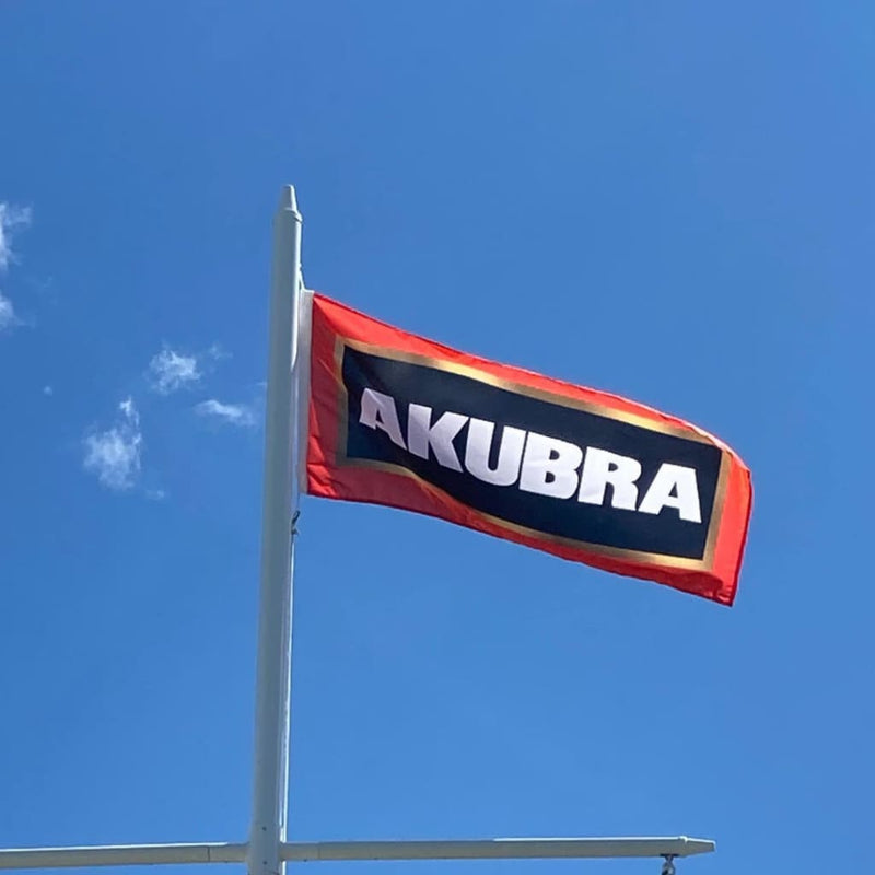 Flying the Akubra flag