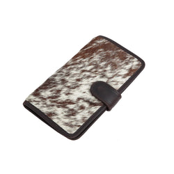 Cotter Wallet - Cowhide Choc - Cotter Wallet