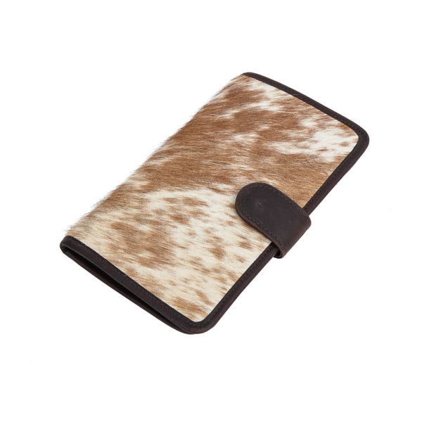 Cotter Wallet - Cowhide Tan - Cotter Wallet