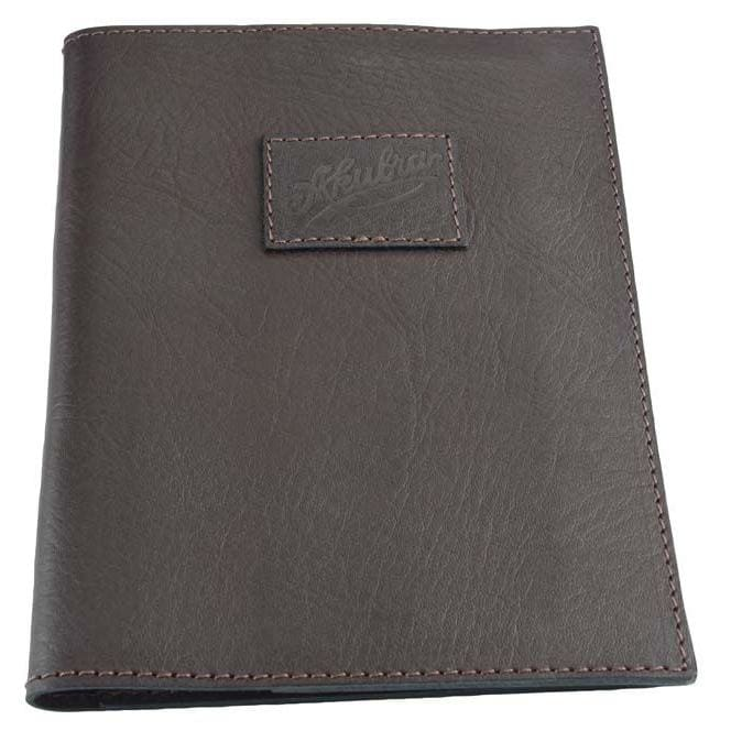 Flinders A5 Padfolio - Brown Leather - Padfolio