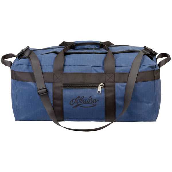 Hunter Heavy Duty Ripstop Canvas 65L Gear Bag - Blue - Drum