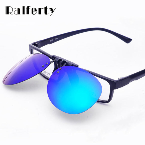 Ralferty Mirror Pilot Polarized Sunglasses - Bonnies Bargain Boutique
