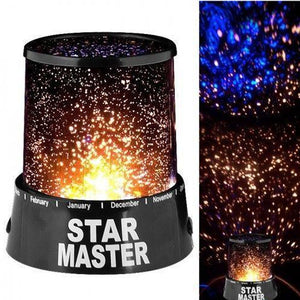 Star Master - LED Night Light Projector - Bonnies Bargain Boutique