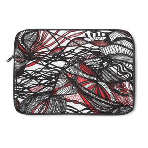 Marching--Laptop Sleeve