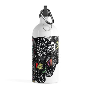 Stainless Steel Water Bottle -- Music of the Shperes