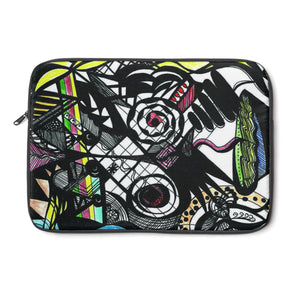Laptop Sleeve--Trickster