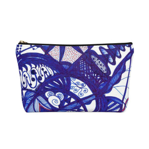 Accessory Pouch w T-bottom