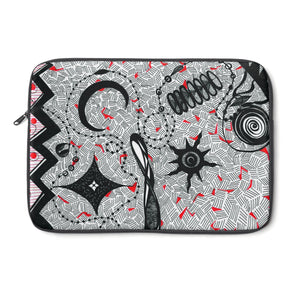 Laptop Sleeve--Cosmic