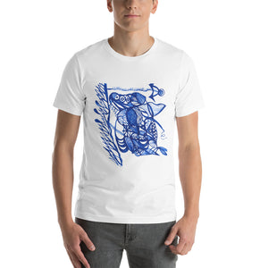 Short-Sleeve Unisex T-Shirt--Sea