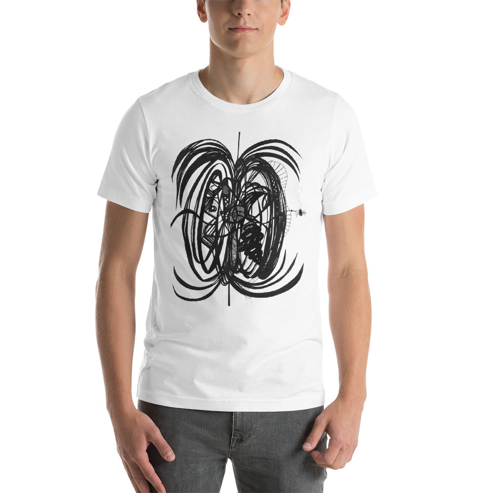 Short-Sleeve Unisex T-Shirt--Cocoon